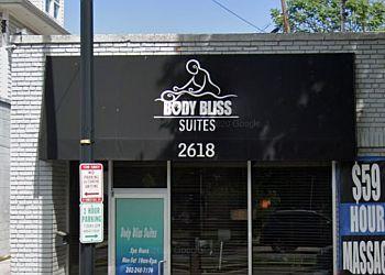 Washington massage therapy Body Bliss Beyond