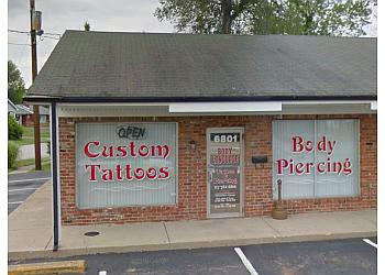Indianapolis tattoo shop Body Language Tattoo