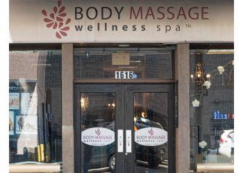 Denver spa Body Massage Wellness spa