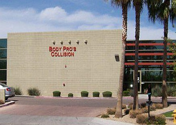 Gilbert auto body shop Body Pro's Collision