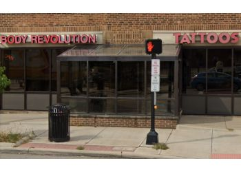 Cleveland tattoo shop Body Revolution