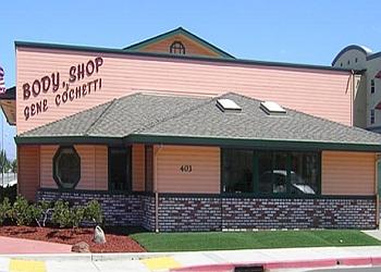Salinas auto body shop Body Shop By Gene Cochetti