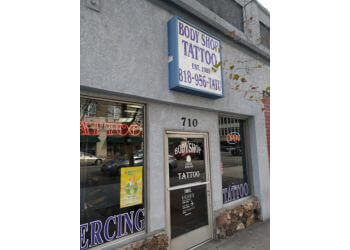 Glendale tattoo shop Body Shop Tattoo