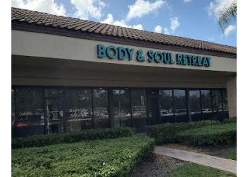 Coral Springs spa Body & Soul Retreat