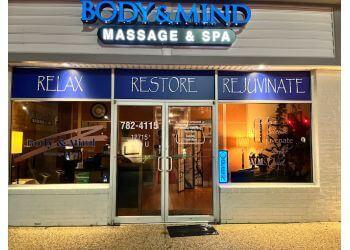 Newport News massage therapy Body and Mind Massage Spa