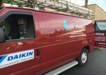 St Paul hvac service Boehm Heating & Air Conditioning