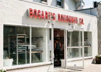 Minneapolis donut shop Bogart's Doughnut Co.