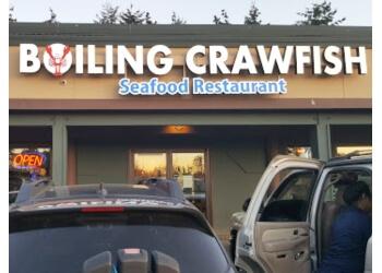 Kent seafood restaurant Boiling Crawfish