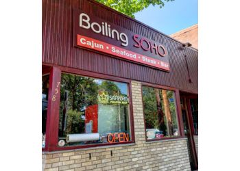 New Haven seafood restaurant Boiling SOHO