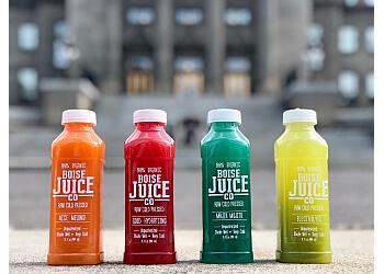 Boise City juice bar Boise Juice Company