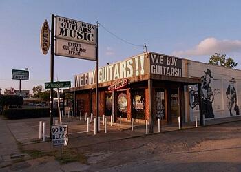 Houston music school Bojangles Music School