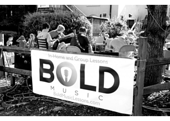 Charlotte music school Bold Music
