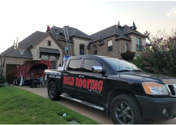 Dallas roofing contractor Bold Roofing