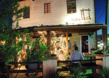 Dallas american restaurant Bolsa