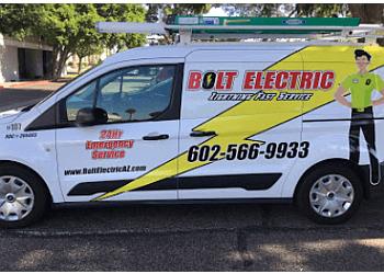 Gilbert electrician Bolt Electric