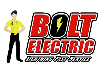 Jacksonville electrician Bolt Electric