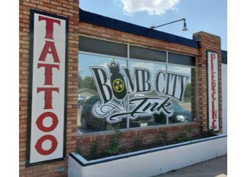 Amarillo tattoo shop Bomb City Ink
