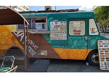 Portland food truck Bombay Chaat House