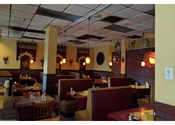St Petersburg indian restaurant Bomaby Grill Indian Cuisine