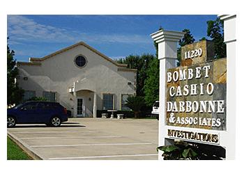 Baton Rouge private investigation service  Bombet Cashio Darbonne & Associates