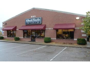 Murfreesboro hair salon Bombshells Hair studio