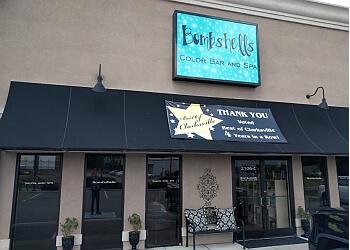 Clarksville hair salon Bombshells Salon and Spa