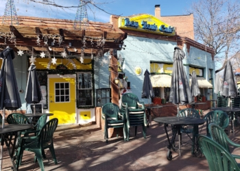 Colorado Springs cafe Bon Ton's Cafe