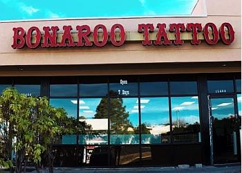 Aurora tattoo shop Bonaroo Tattoo
