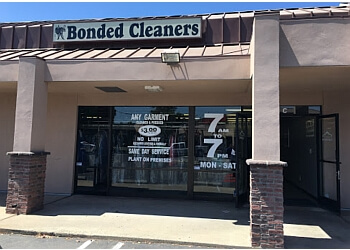 Modesto dry cleaner Bonded Cleaners