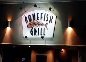 Mobile seafood restaurant Bonefish Grill