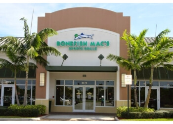 Coral Springs sports bar Bonefish Mac's