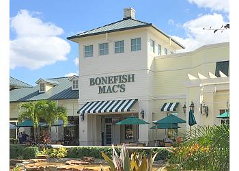 Port St Lucie sports bar Bonefish Mac's Sports Grille