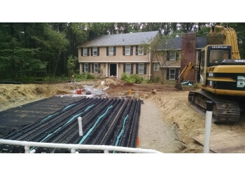 Boston septic tank service Bonica Excavation Inc.