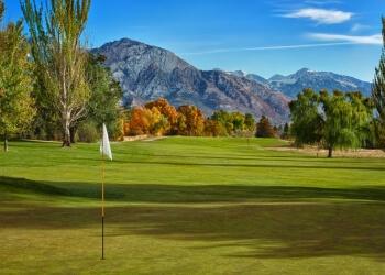 Salt Lake City golf course Bonneville Golf Club