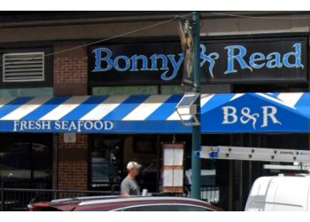 Colorado Springs seafood restaurant Bonny and Read Seafood