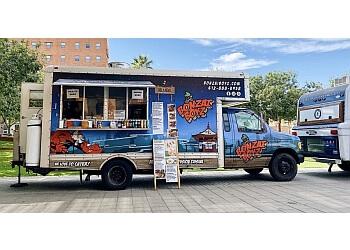 Mesa food truck Bonzai Boyz