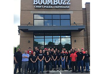 Murfreesboro pizza place BoomBozz Craft Pizza & Taphous
