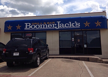 Mesquite sports bar BoomerJack's