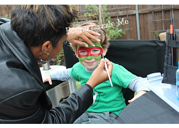 Irving face painting Boone Dazzle Me Face Painting & Balloon Twisting
