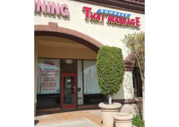 Rancho Cucamonga massage therapy Boonsee Thai Massage