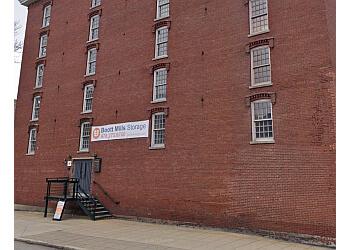 Lowell storage unit Boott Mills Storage