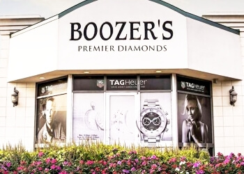 Waco jewelry Boozer's Jewelers