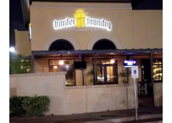 Laredo american restaurant Border Foundry