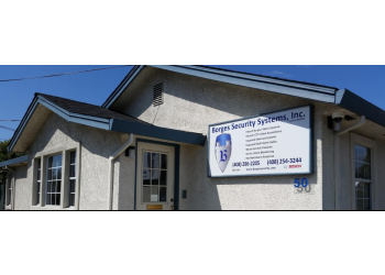 San Jose security system Borges Security Systems, Inc.