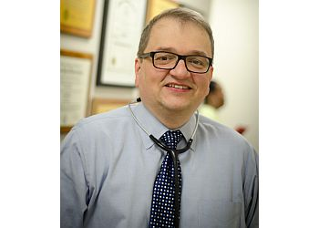 Raleigh gastroenterologist Boris Cvetkovski, MD