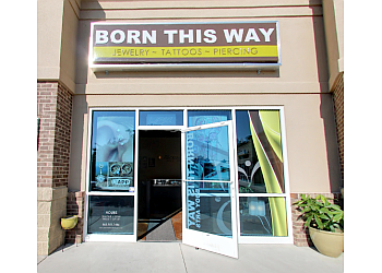 Knoxville tattoo shop Born This Way Body Arts