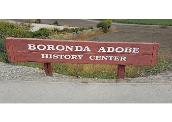 Salinas landmark Boronda Adobe History Center