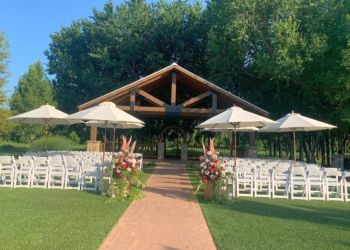 Oklahoma City event rental company Borrowed Charm
