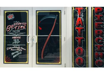 Fort Lauderdale tattoo shop Borrowed Time Tattoo