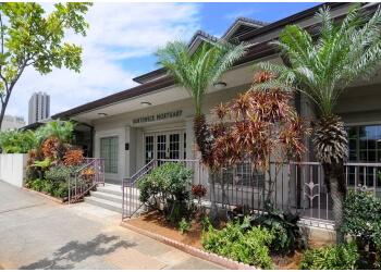 Honolulu funeral home Borthwick Mortuary